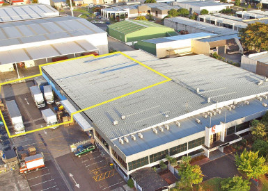 1,200sqm Warehouse Property for Lease Wiri Auckland