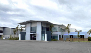 2,570sqm Airport Standalone Warehouse for Lease Auckland Airport
