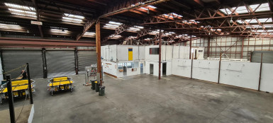 60sqm Industrial Warehouse for Lease Penrose Auckland