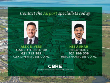 Airport Yard Property for Lease Mangere