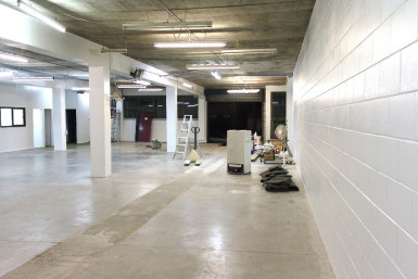 Blank Canvas Industrial Warehouse Property for Lease Auckland City Fringe