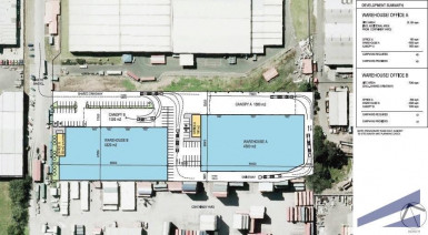 Brand New Wiri Warehouse Property for Lease Auckland