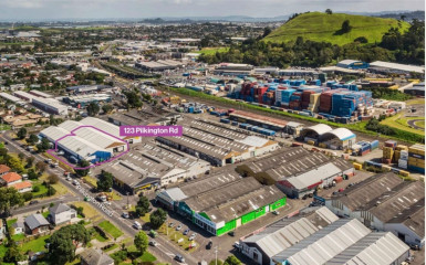 Cost Effective Industrial Warehouse for Lease Panmure Auckland