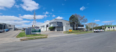 Food Grade Facility Property for Lease East Tamaki Auckland