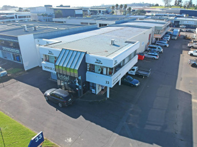 Industrial Site with Profile for Lease Auckland