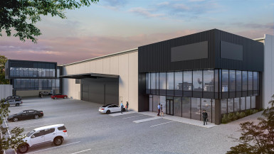 Industrial Standalone for Lease Westgate Auckland
