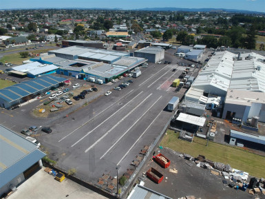 Industrial Yard  for Lease East Tamaki
