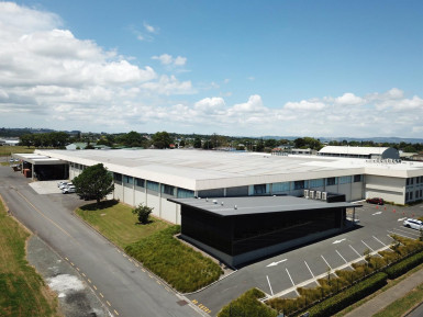 Large Wiri Warehouse Property for Lease Wiri Auckland