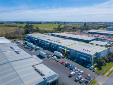 Modern Wiri Industrial Property for Lease Auckland