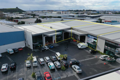 New 1,664sqm Warehouse for Lease Penrose Auckland