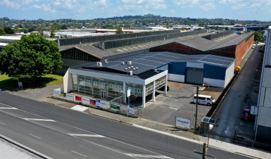 Newly Renovated Warehouse  for Lease Onehunga Auckland