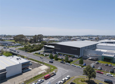 Premium A-Grade Industrial Property for Lease Wiri Auckland