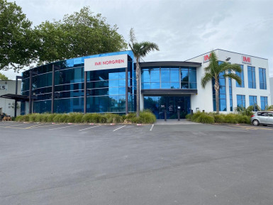 Prime Industrial Warehouse for Lease Mt Wellington Auckland