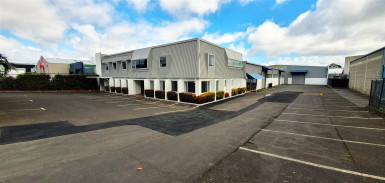 Prime Warehouse Property for Lease Penrose Auckland