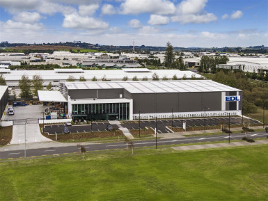Racked Warehouse Facility for Lease East Tamaki Auckland