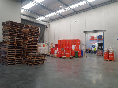Secure Warehouse Facility Property for Lease East Tamaki Auckland