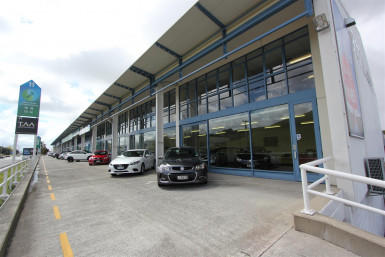 Tidy Showroom Property for Lease Mount Wellington Auckland