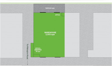 Warehouse with Minimal Office Property for Lease Panmure Auckland