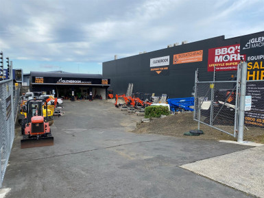 Workshop and Yard Property for Lease Mount Wellington Auckland