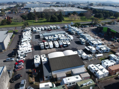 5,500sqm East Tamaki Yard for Lease Auckland