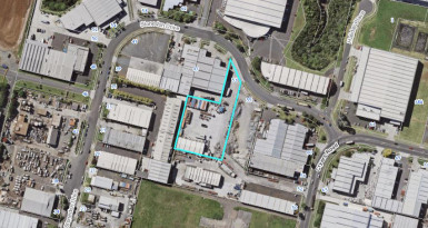 5,500sqm Industrial Yard  for Lease East Tamaki Auckland