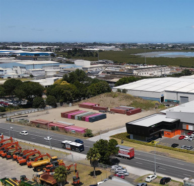 Central Yard Property for Lease Mount Wellington Auckland