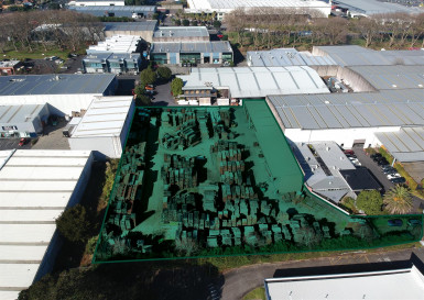Central Yard for Lease Mount Wellington Auckland