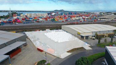 Industrial Yard  for Lease Penrose Auckland