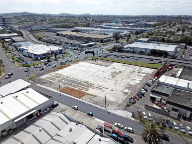 Secure Yard Property for Lease Mount Wellington Auckland
