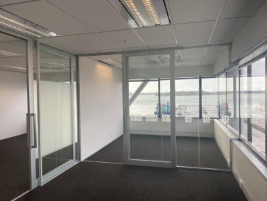 Britomart Office with Views  for Lease Auckland Central