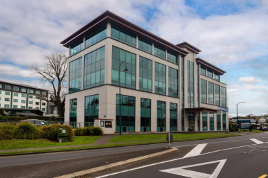 Corporate Office for Lease Greenlane Auckland