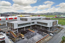 Ground Floor with High Exposure Offices Property for Lease Flat Bush Auckland