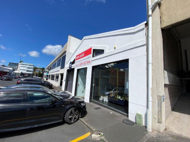 High Profile Showroom and Office Property for Lease Newmarket Auckland