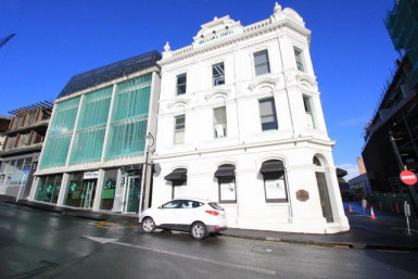 Immaculate Office for Lease Freemans Bay Auckland