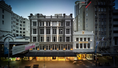 Imperial Building Offices for Lease Auckland Central