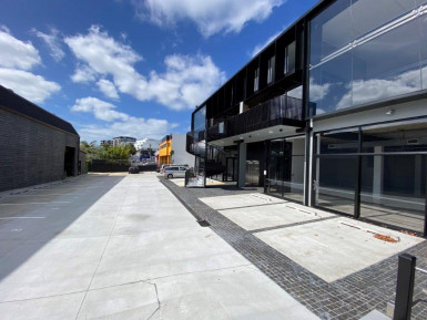 Industrial Styled Showroom Property for Lease Grey Lynn Auckland