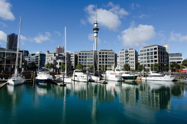 Offices with Sea Views Property for Lease Auckland Central
