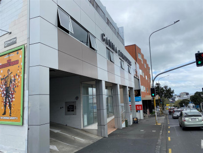 Prime Exposure Offices Property for Lease Eden Terrace Auckland