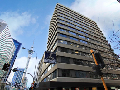 Prominent High Street Address Offices for Lease Auckland Central