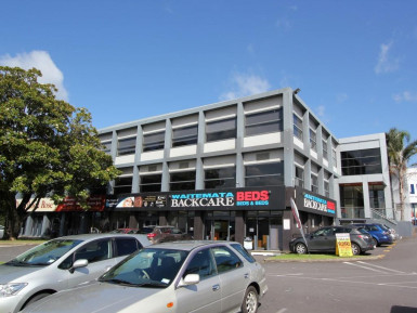 Tidy Mt Wellington Office Property for Lease Auckland