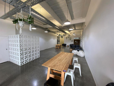 Tidy Office Space for Lease Kingsland Auckland