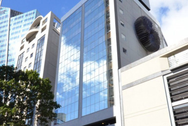Top Floor Office Opportunity for Lease Auckland Central