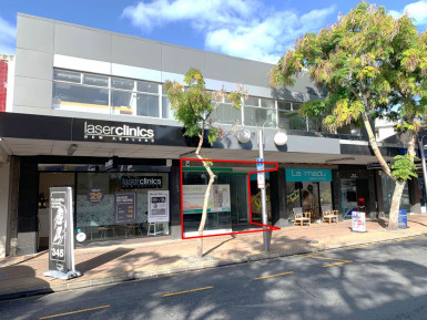 High Exposure Retail Property for Lease Takapuna North Shore