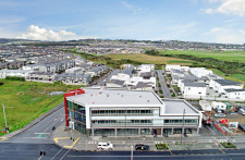 Main Road Retail Property for Lease Flat Bush Auckland