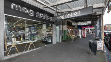 Mixed Use Retail Space Property for Lease Ponsonby Auckland