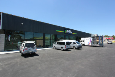 New Retail Unit Property for Lease East Tamaki Auckland