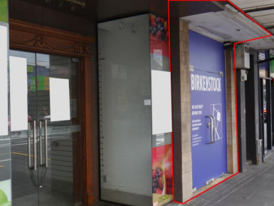 Prime Retail Space Property for Lease Newmarket Auckland