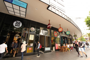 Queen Street Food & Beverage Retail Opportunity for Lease Auckland Central