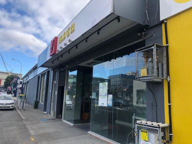 Retail Space  for Lease Newmarket Auckland