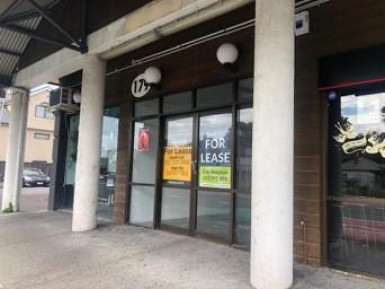 Retail Space for Lease acklnd